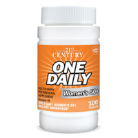 One Daily Women's 50+ Healthy