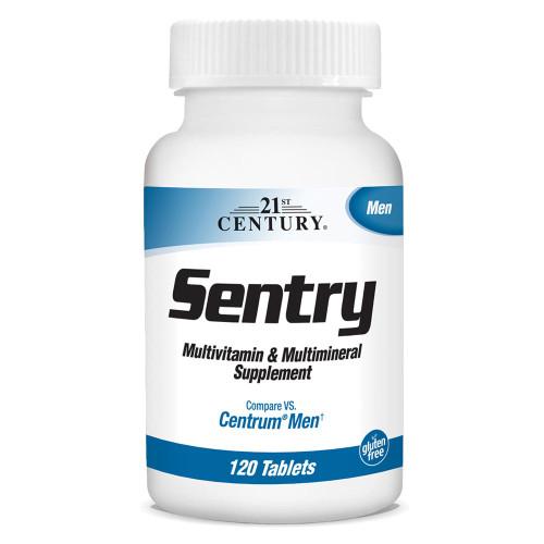 Sentry Men Tab 120ct - Centrum Men