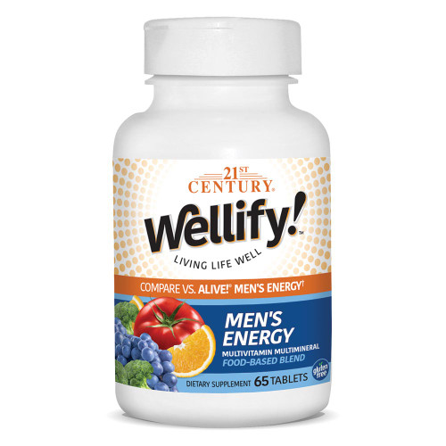 Wellify Men's Energy Tab