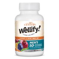 Wellify Men's 50+ Tab