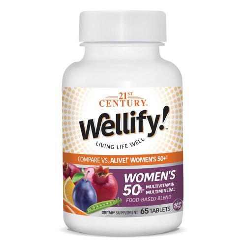 Wellify Women's 50+ Tab