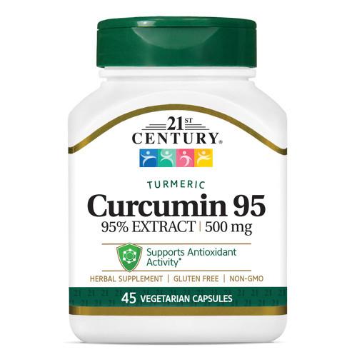 Curcumin 95 Veg Cap 4