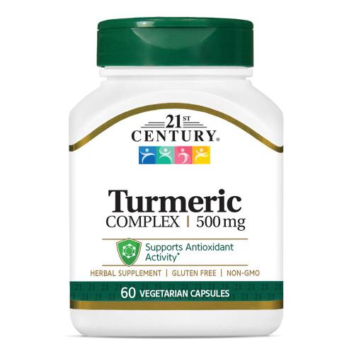 Turmeric Complex Veg 21st century