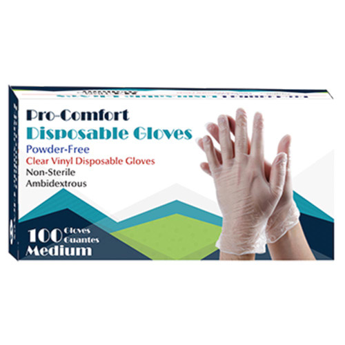 Pro Comfort Disposable Gloves