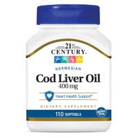 Cod Liver Oil Soft Gel
