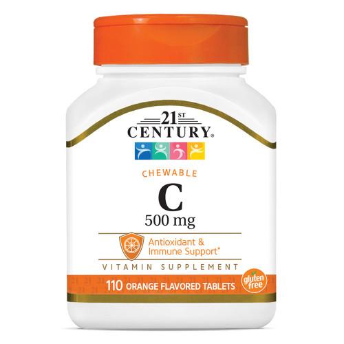 Vitamin C Chew Tab