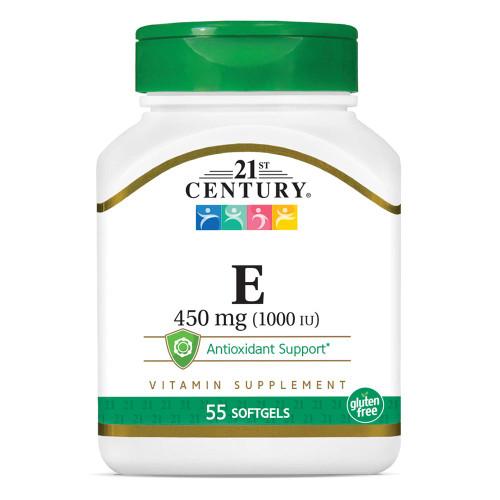 Vitamin E Soft Gel