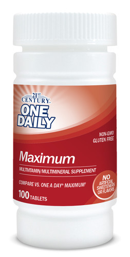 One Daily Maximum Tab