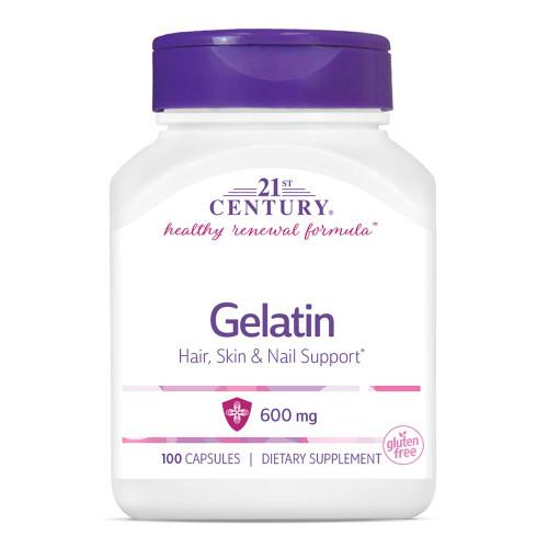 Gelatin Cap