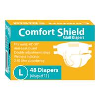 Comfort Shield Adult Diapers