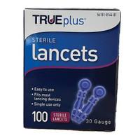 TRUEplus Lancets 30g