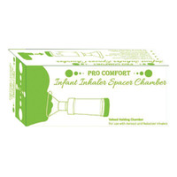 Infant Inhaler Spacer Chamber
