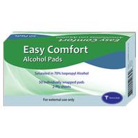 Alcohol Prep Pads 50CT